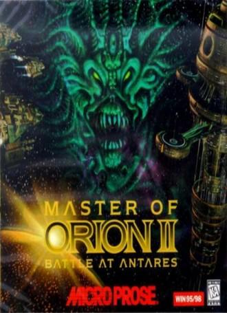 Master Of Orion 2 – GOG