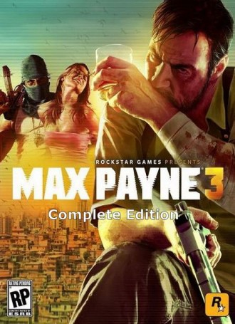 Max Payne 3 : Complete Edition – RELOADED