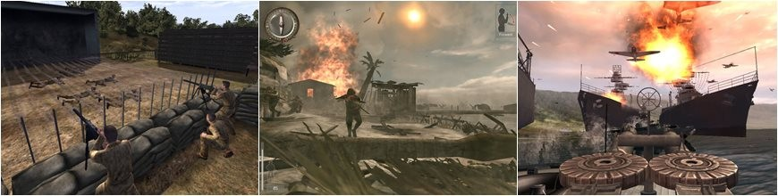 download medal of honor pacific assault iso