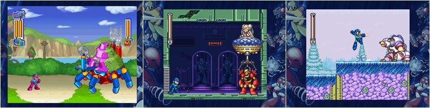 Mega Man Legacy Collection 2 / ロックマン クラシックス コレクション 2
