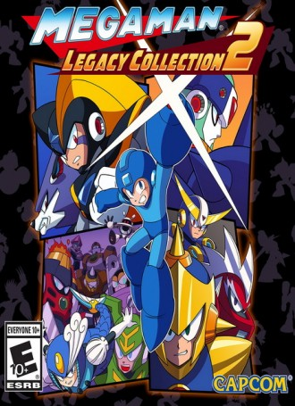 Mega Man Legacy Collection 2 – DARKSiDERS