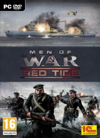 Men of War Red Tide -MULTi6- ADDONiA