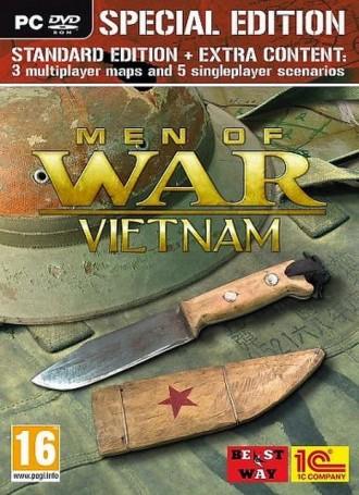Men of War : Vietnam – Special Edition -MULTi6- PROPHET