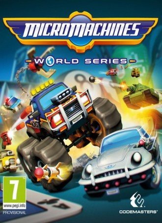 Micro Machines : World Series – CODEX | +Update 1.04