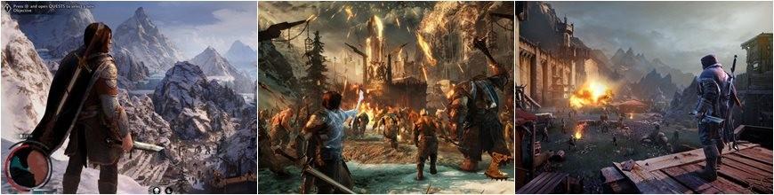 Middle-earth: Shadow of War Gold Edition torrent mega rapidgator uptobox