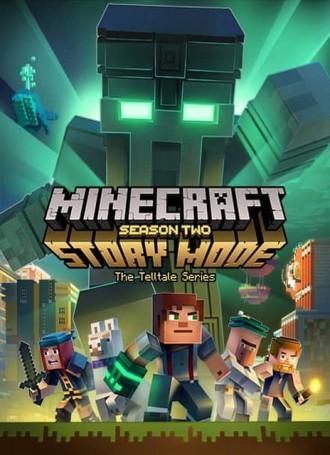 Minecraft: Story Mode – Season Two : Episode 5 – CODEX | Complete Season