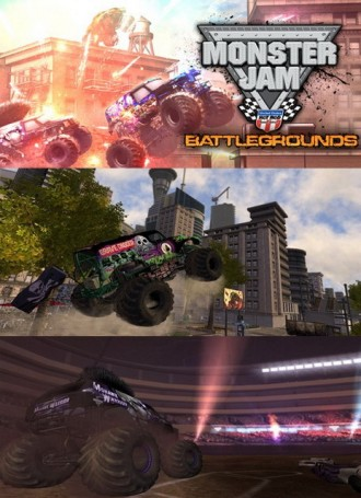 Monster Jam Battlegrounds – CODEX