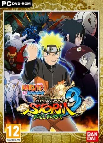 Naruto Shippuden Ultimate Ninja Storm 3 : Full Burst – PROPHET