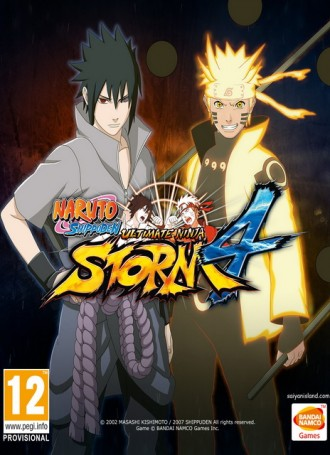 NARUTO SHIPPUDEN : Ultimate Ninja STORM 4 -MULTi11- PROPHET | +Road to Boruto Expansion +4 DLCs
