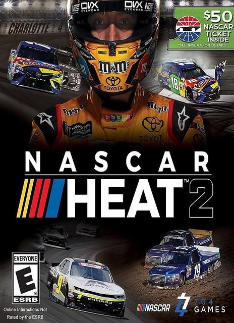 NASCAR Heat 2 complete full game