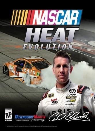 NASCAR Heat Evolution – CODEX + Update 2