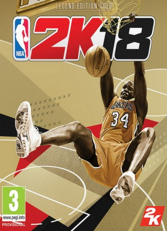 NBA 2K18 – CODEX | +Update 6