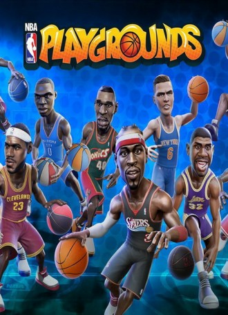 NBA Playgrounds : Hot N Frosty – CODEX
