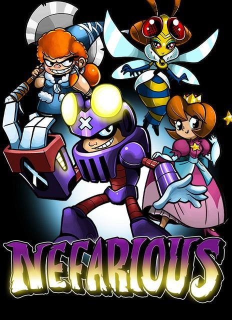 Nefarious pc game full