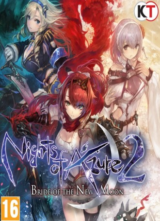 Nights of Azure 2 – CODEX | +Update 3 +DLCs