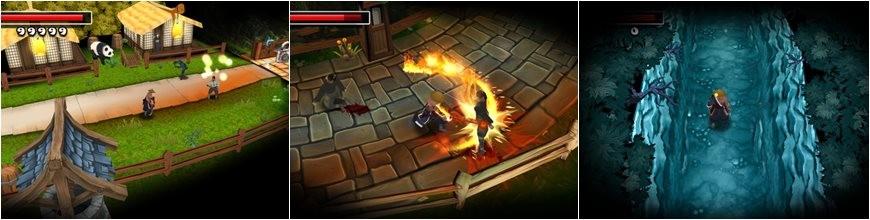 Ninja Avenger Dragon Blade torrent mega uploaded