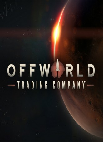 Offworld Trading Company : Limited Supply – GOG   +Update v1.18 +8 DLCs