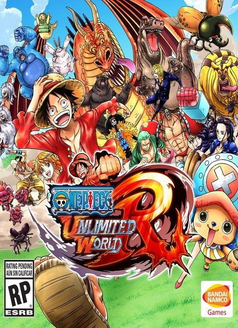 One Piece Unlimited World Red Deluxe Edition cracked full game