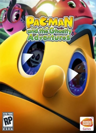 Pac-Man and The Ghostly Adventures – RELOADED