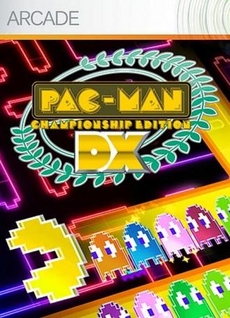 PAC-MAN Championship Edition DX Plus – FLT