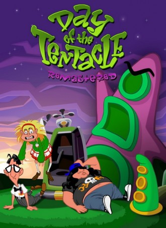 Day of the Tentacle Remastered – GOG | +Update 1 & 2