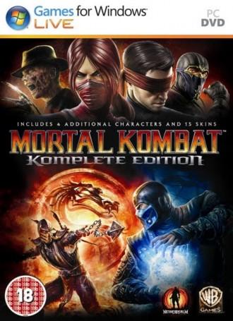 Mortal Kombat: Komplete Edition – 3DM
