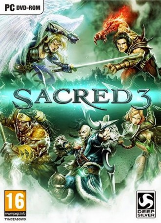Sacred 3 Orcland Story Addon – RELOADED