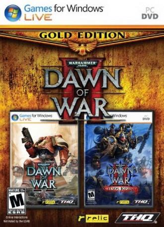 Warhammer 40.000 : Dawn of War II Gold Edition – REPACK – PROPHET