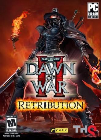 Warhammer 40 000 Dawn of War II Retribution Complete – PROPHET