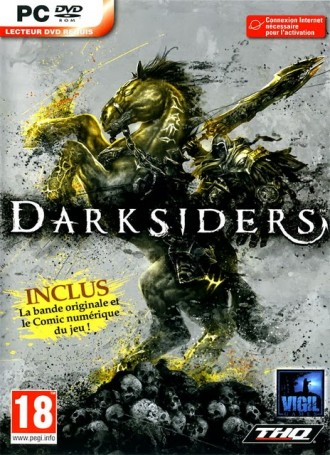 Darksiders – Black Box
