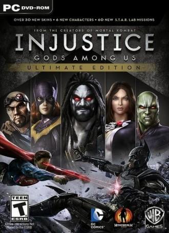 [PC Repack] Injustice Gods Among Us Ultimate Edition – BLACKBOX