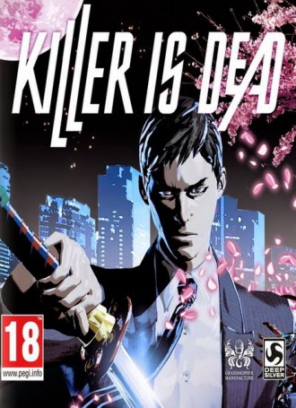 [PC Repack] Killer is Dead: Nightmare Edition – Black Box