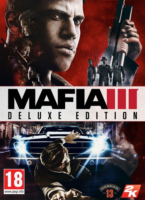 Mafia III CODEX SKIDROW RELOADED CRACKED deluxe edition dlc download