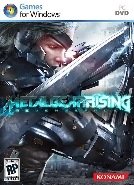 metal gear rising revengeance download skidrow