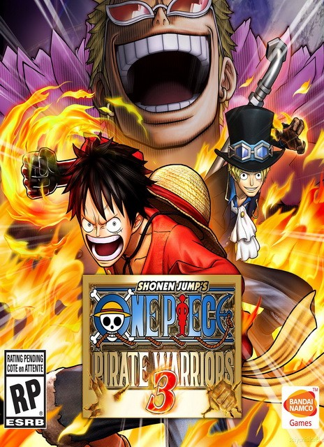 One Piece Spiel Pc