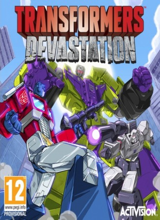 [PC Repack] Transformers Devastation – BlackBox