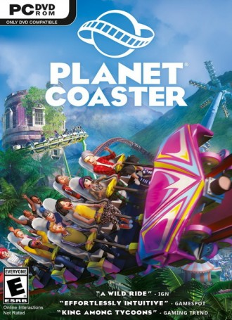Planet Coaster : Cedar Point's Steel Vengeance – STEAMPUNKS