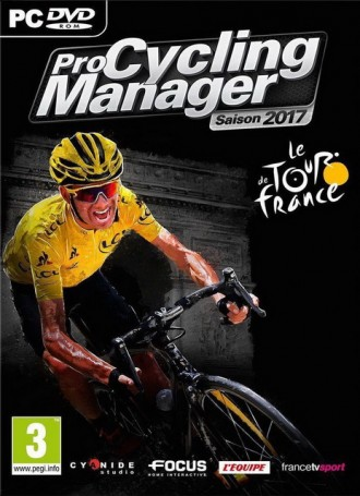 Pro Cycling Manager 2017 -PROPER- CODEX | +Language Selector