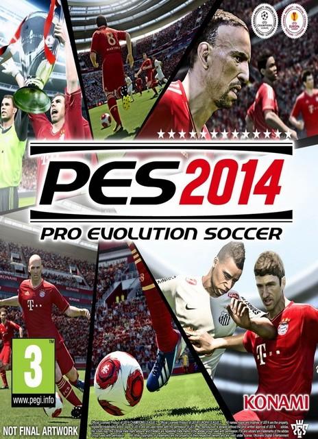 Pro Evolution Soccer 2014 – RELOADED | PCGames-Download