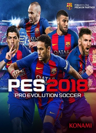 Pro Evolution Soccer 2018 – CPY