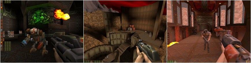 Quake II windows 7 8 win10