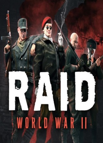 RAID: World War II : The Countdown Raid – CODEX