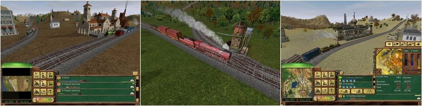Railroad tycoon 3 free download full | Railroad Tycoon 3
