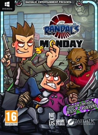 Randals Monday – CPY