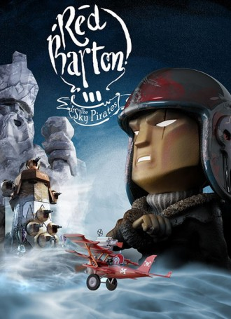 Red Barton and The Sky Pirates – PLAZA