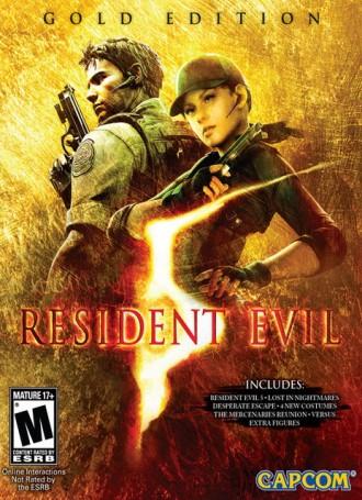 Resident Evil 5 : Gold Edition – CODEX