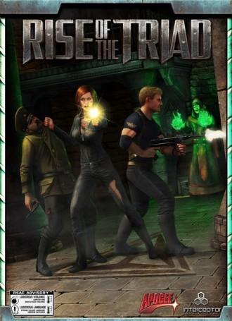 Rise of the Triad DOOM Edition – HI2U