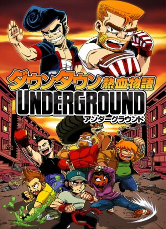 River City Ransom: Underground – GOG
