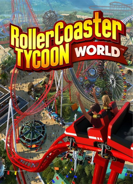 RollerCoaster.Tycoon.World-RELOADED skidrow codex crack