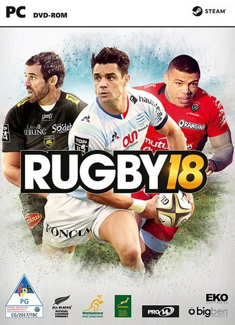 Rugby 18 pc cracked game skidrow
